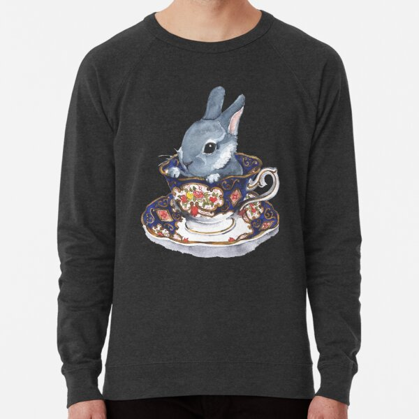 Heirloom Bunny Lightweight Sweatshirt