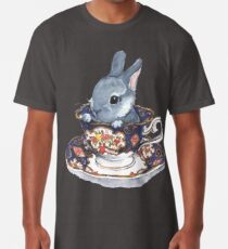 Heirloom Bunny Long T-Shirt