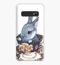 Heirloom Bunny Case/Skin for Samsung Galaxy