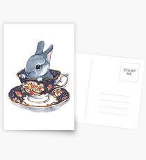 Heirloom Bunny Cartes postales