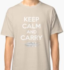 Keep Calm League of Legends Carry  Classic T-Shirt