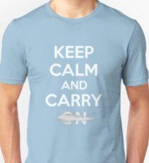 Keep Calm League of Legends Carry  Unisex T-Shirt