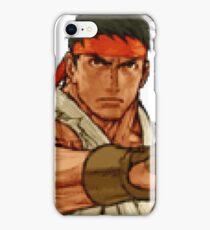street fighter - ryu iPhone Case/Skin