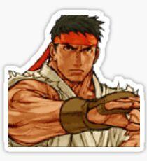 street fighter - ryu Sticker