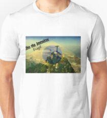 Rio de Janeiro- Brazil Unisex T-Shirt