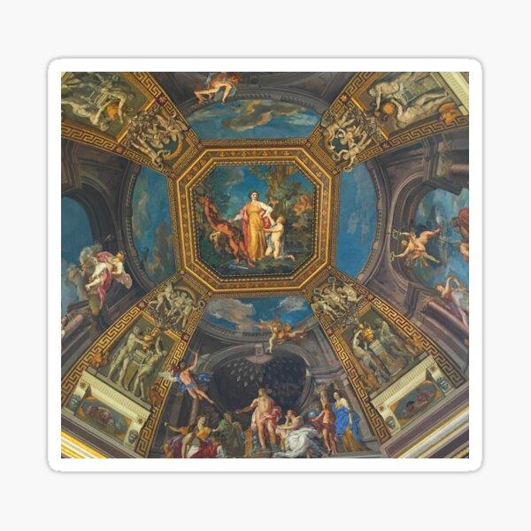 The Vatican-Ceiling Mural Sticker