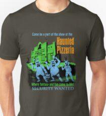 The Haunted Pizzeria Unisex T-Shirt