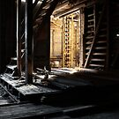 18.4.2017: Morning Light in Abandoned Factory by Petri Volanen