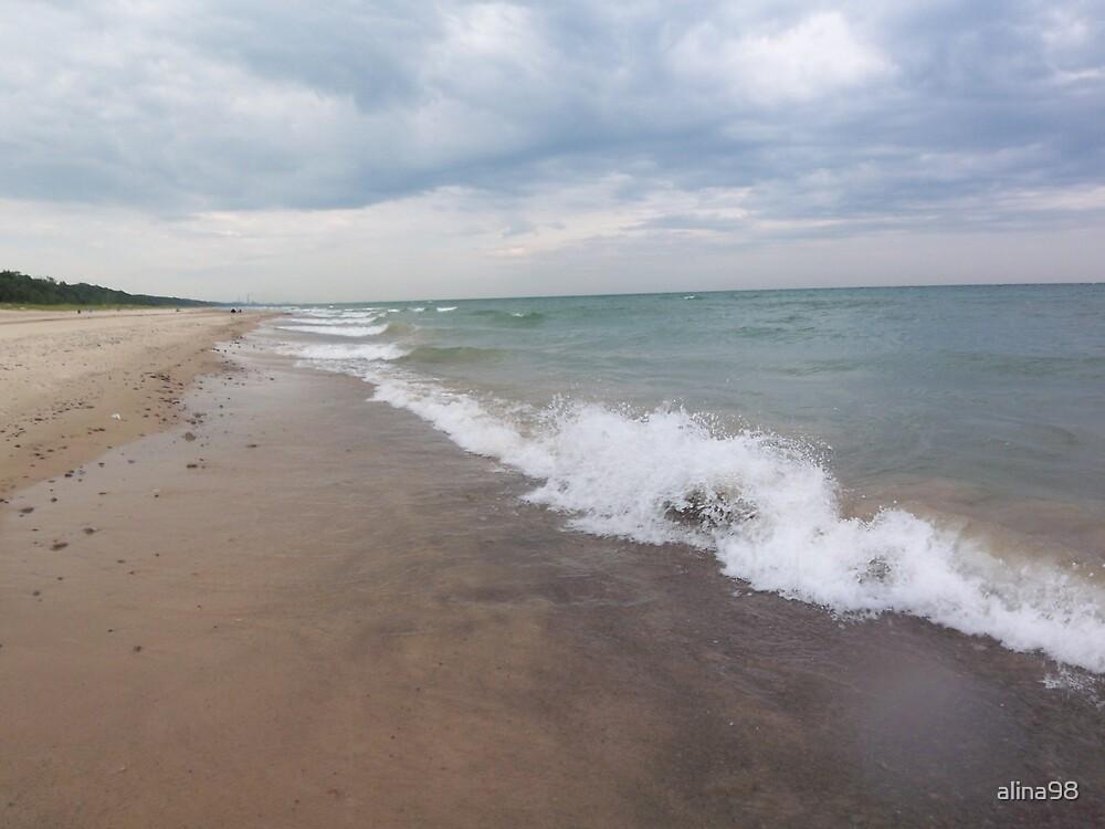 Lake Michigan by alina98