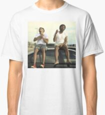 CHILDISH GAMBINO AND CHANCE THE RAPPER Classic T-Shirt