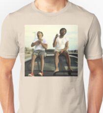 CHILDISH GAMBINO AND CHANCE THE RAPPER T-Shirt