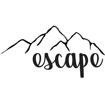 Escapar montañas de annmariestowe