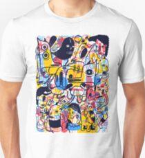 kena rasuk Unisex T-Shirt