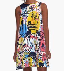 kena rasuk A-Line Dress