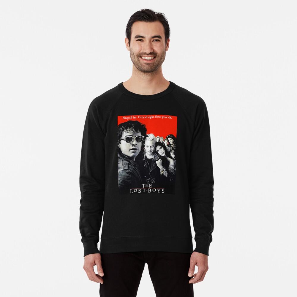 Verlorene Jungen Leichtes Sweatshirt Vorne
