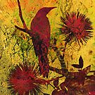 Wattle Bird  by Karyn Fendley