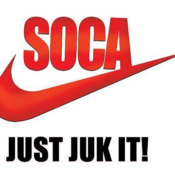 Soca Just Juk It by Fasmwa