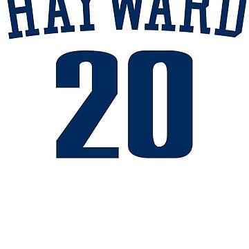 Gordon Hayward - Fan Shirt by imnotanumber