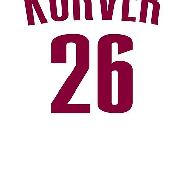Kyle Korver - Fan Shirt by imnotanumber