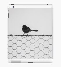 Bird on Wire iPad Case/Skin