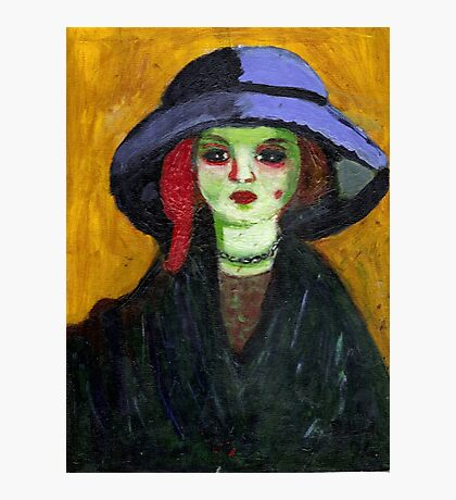 Dolly (After Kees Van Dongen) Photographic Print