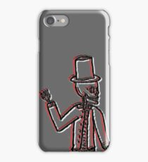 Dapper Bones iPhone Case/Skin