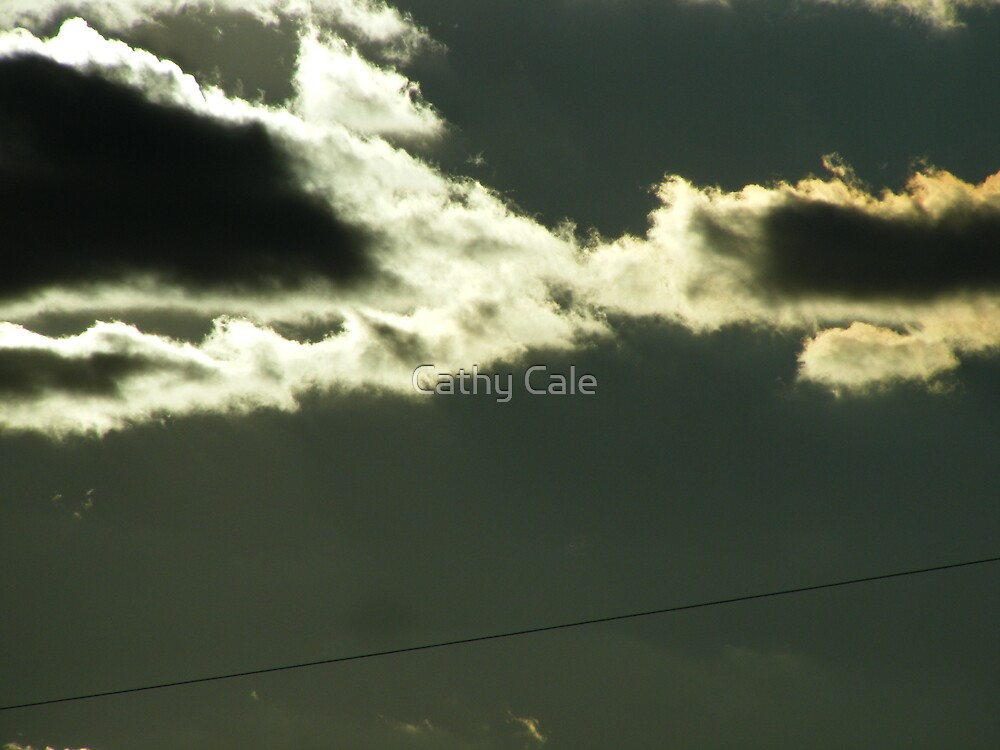 CLOUDS 2 by Cathy Cale