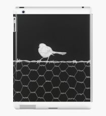 Bird on Wire 2 iPad Case/Skin