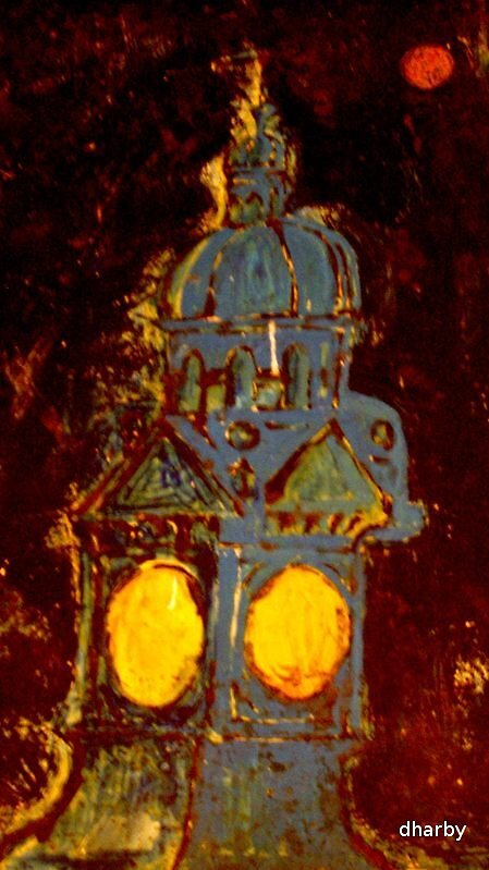 central railway's clocktower by dharby