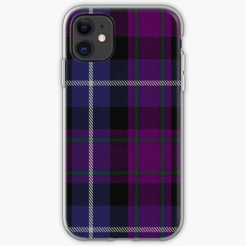 Heart of Scotland (Milne) Tartan  iPhone Case & Cover