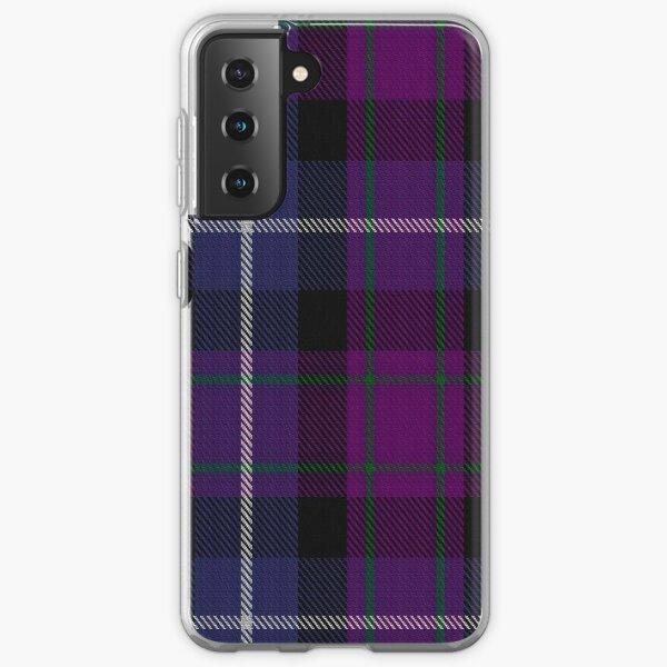 Heart of Scotland (Milne) Tartan  Samsung Galaxy Soft Case