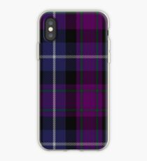 Heart of Scotland (Milne) Tartan  iPhone Case