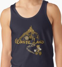 The Happiest Place Left On Earth Tank Top