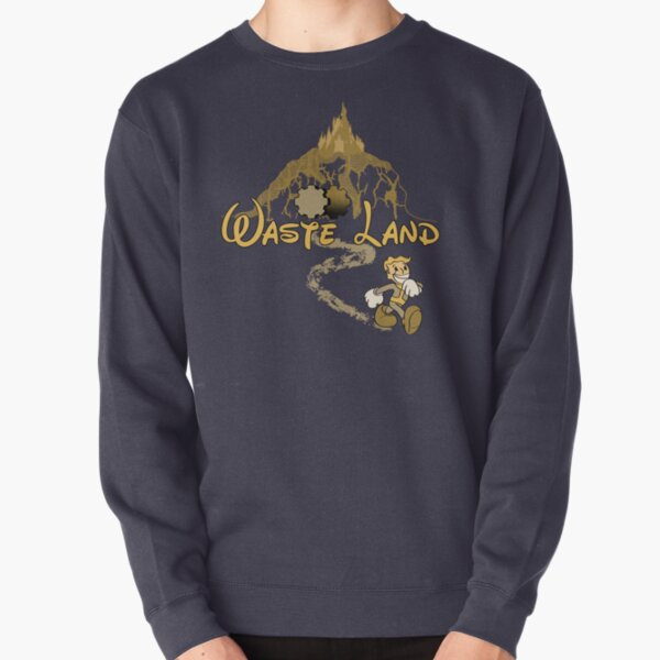 The Happiest Place Left On Earth Pullover Sweatshirt