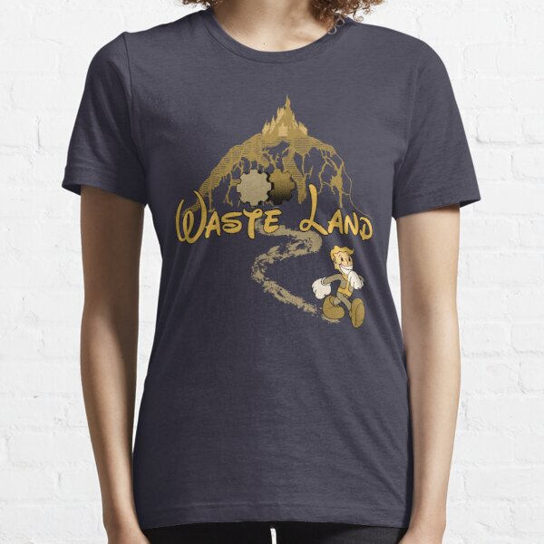 The Happiest Place Left On Earth Essential T-Shirt
