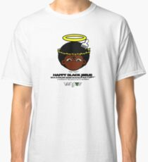 SENATE happy black jesus Classic T-Shirt