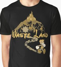 The Happiest Place Left On Earth Graphic T-Shirt