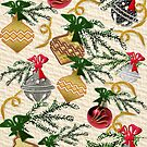 Christmas Decorations Pattern by aldona