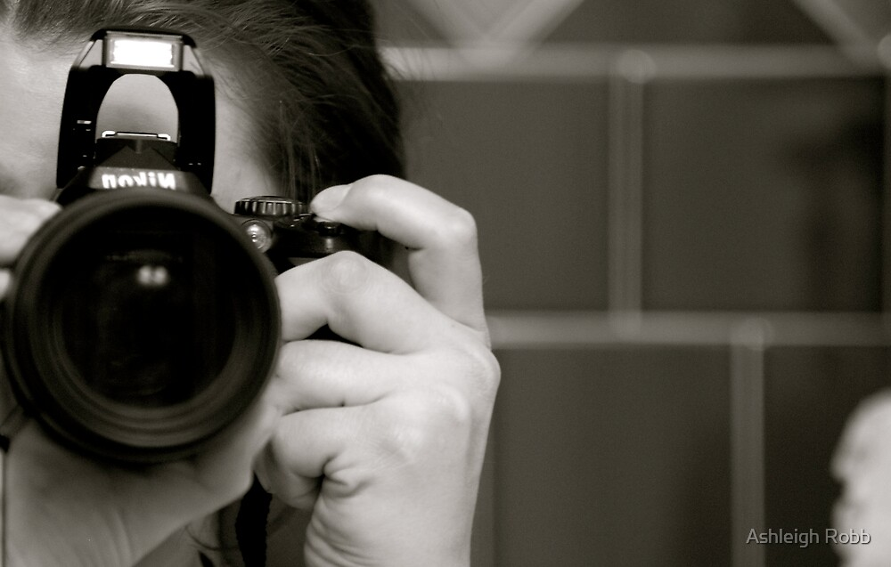 Me, Myself, and My 300mm by Ashleigh Robb