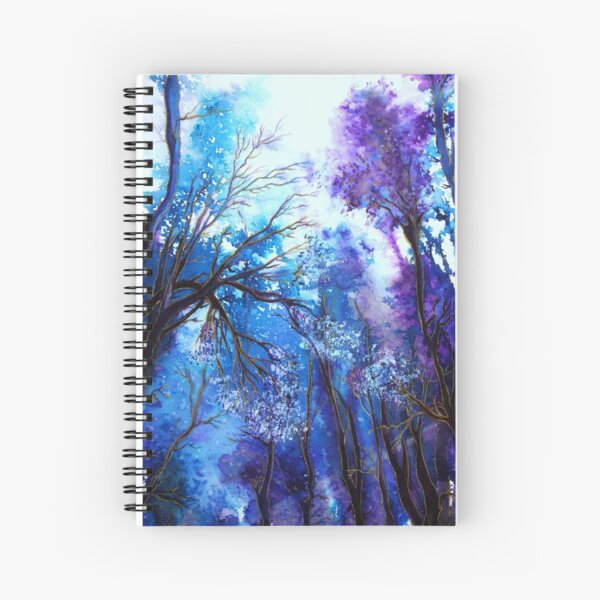 Ray of Hope Spiral Notebook
