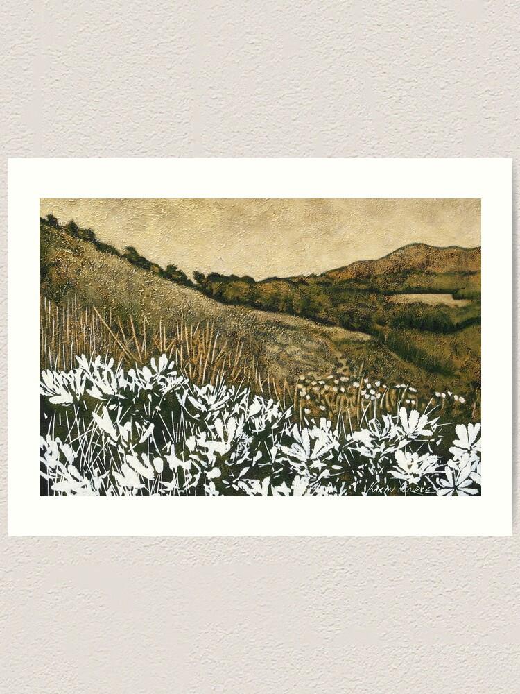 Alternate view of Byron Bay Dwarf Heath # 3 Art Print