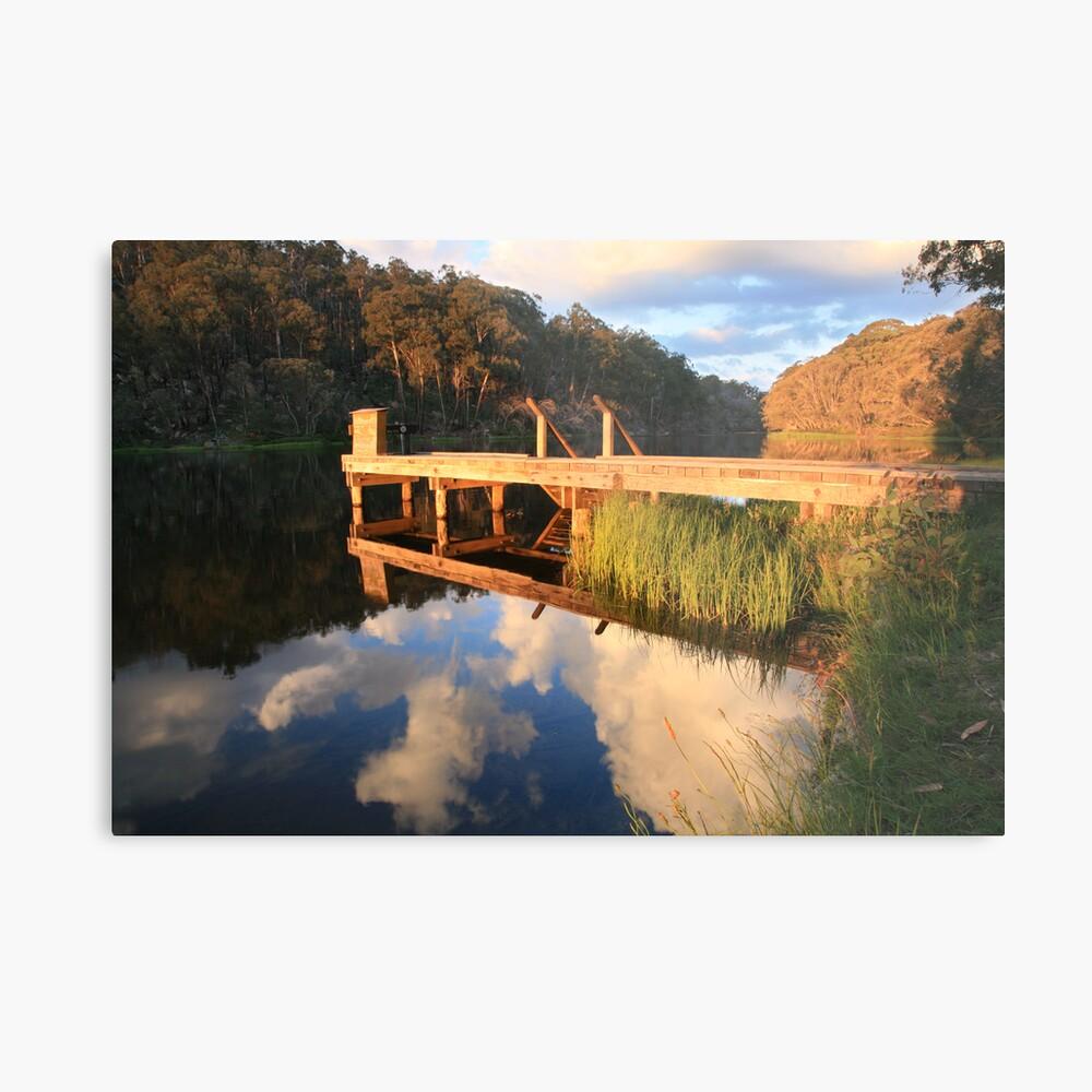 Lake Catani, Mt Buffalo, Victoria, Australia Metal Print