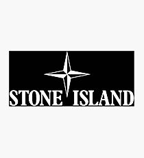 stone island Photographic Print