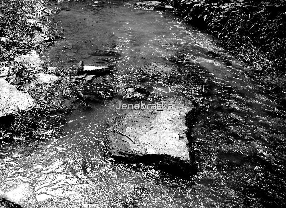 Water I by Jenebraska
