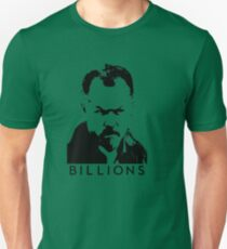 Great Mike Vagner «Wags» from Billions Unisex T-Shirt