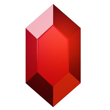 Red Rupee Sticker by TheInternet