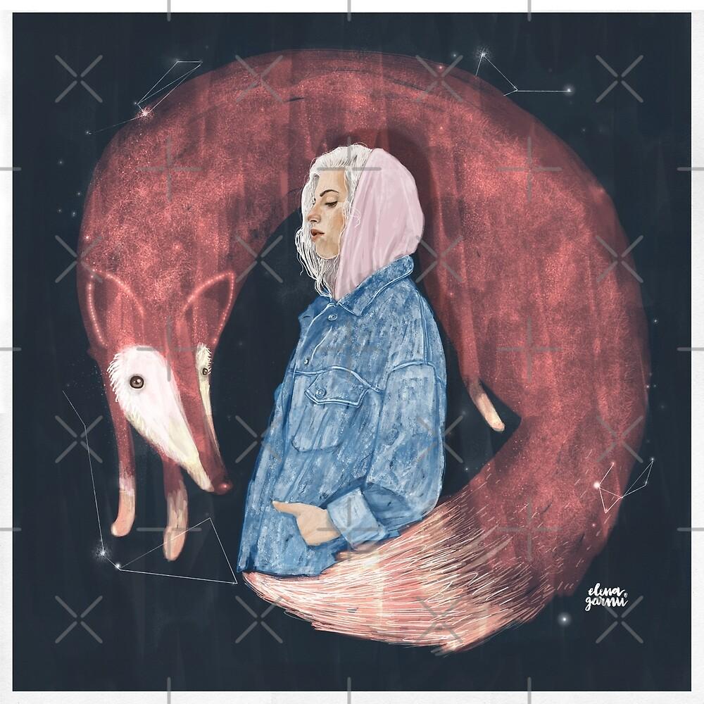«Caperucita» de Elena Garnu