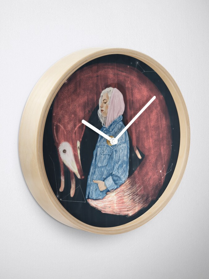 Vista alternativa de Reloj Caperucita