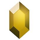 Gold Rupee Sticker by TheInternet
