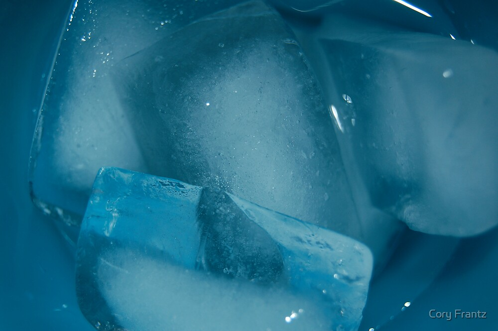 ICE cold by Cory Frantz